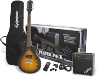 Les Paul Player Pack VS